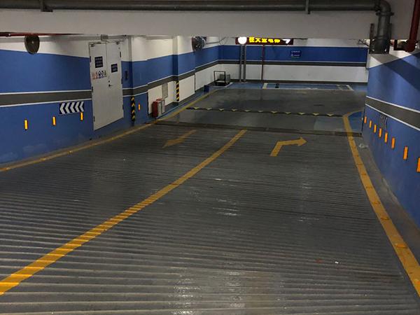 福建停车场标线工程