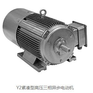 紧凑型高压电机