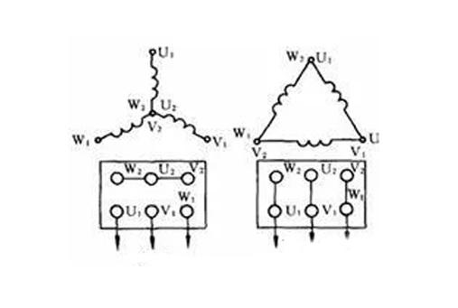 西玛电机接线方法