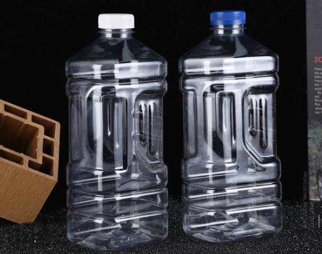 pet透明汽车玻璃水瓶