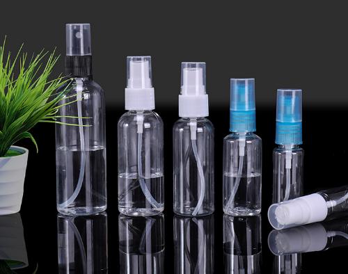 五莲透明喷雾瓶价格