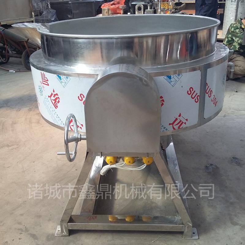 电加热夹层锅的适用范围