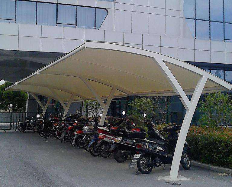 郴州膜结构停车棚