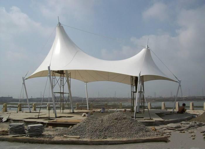 池州景观膜结构