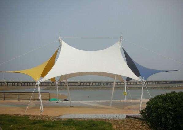 黄山景观膜结构