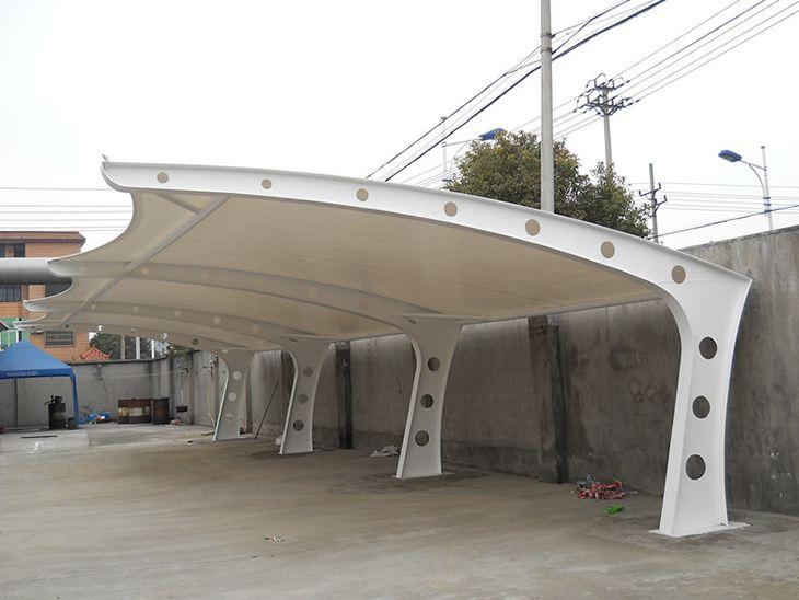 咸宁膜结构车棚
