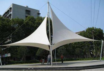 鄂州景观膜结构