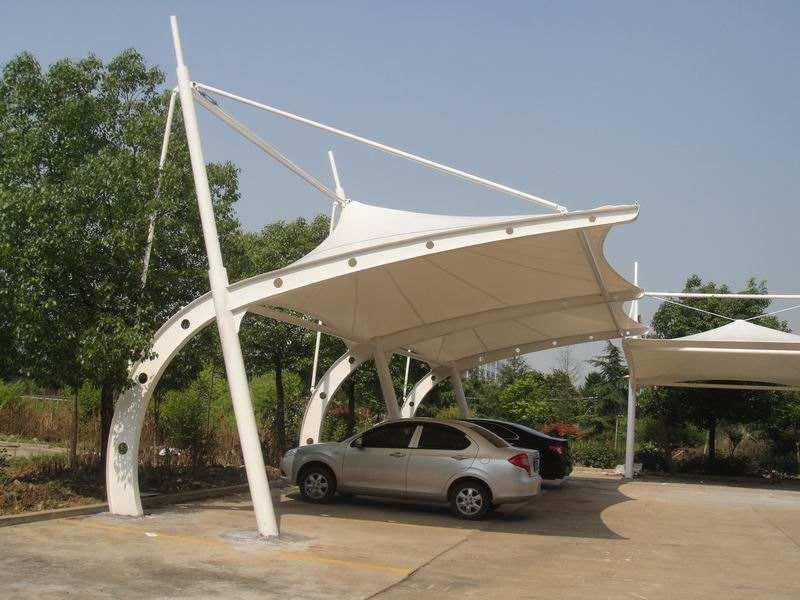 你知道辨别膜结构车棚质量好不好都有哪3种办法吗?