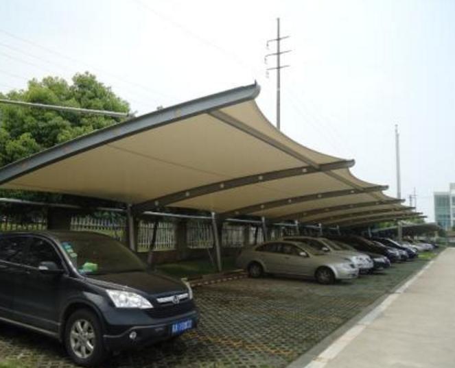 商洛膜结构车棚