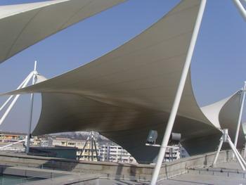 防城港张拉膜结构