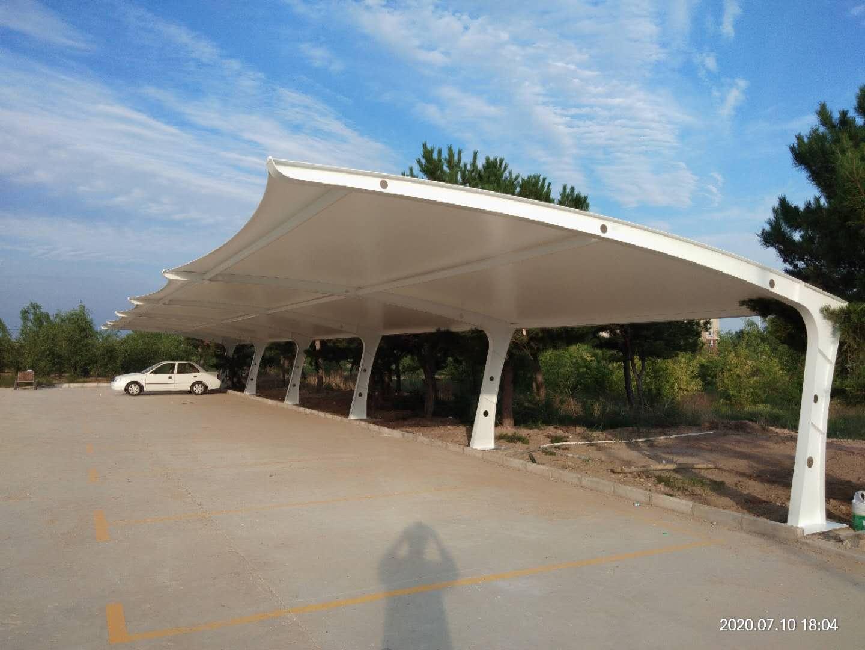 福州膜结构车棚