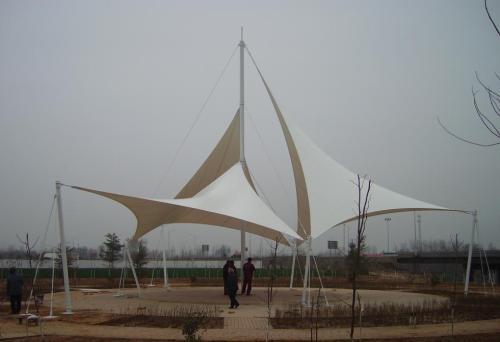 陇南景观膜结构