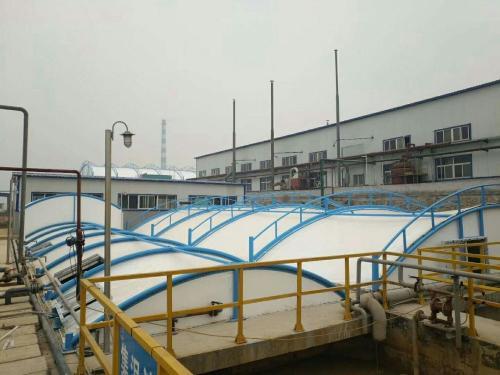 天水出口污水池膜结构荷载极限值设计应在什么范围内比较合适?