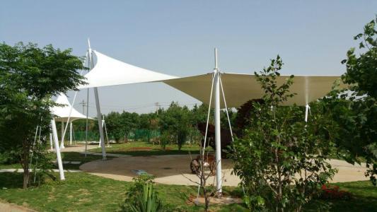 梅州景观膜结构