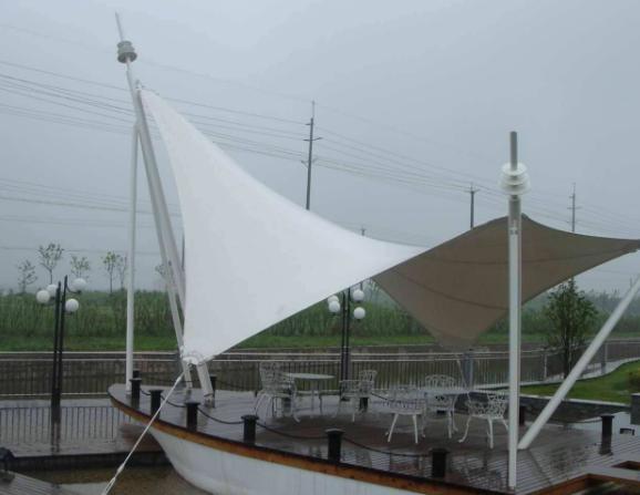 阳江景观膜结构