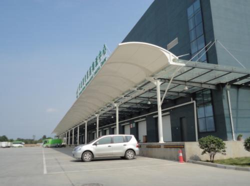 张掖/庆阳膜结构车棚已经逐步占领建筑行业的市场