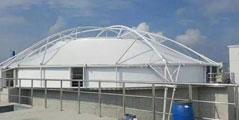 污水池反吊膜密封需要確定的相關因素