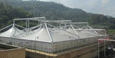 污水池加蓋工程搭建的意義