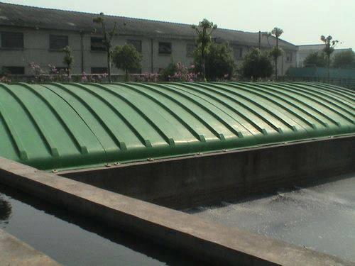 污水池防臭加蓋