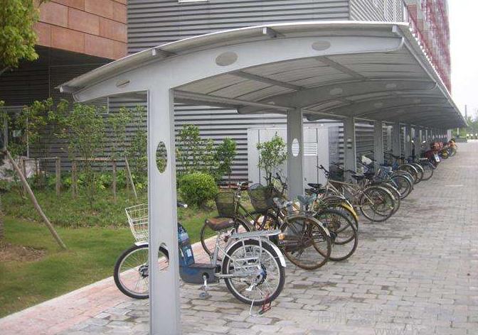 自行車停車棚