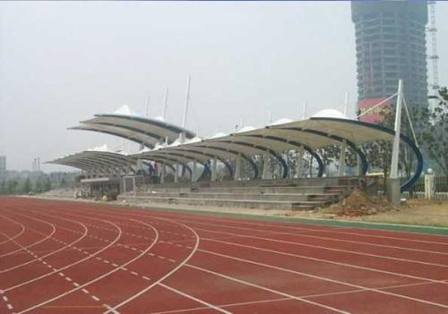 体育场看台膜结构