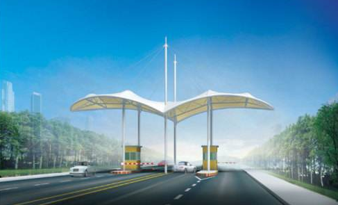 高速公路膜结构工程