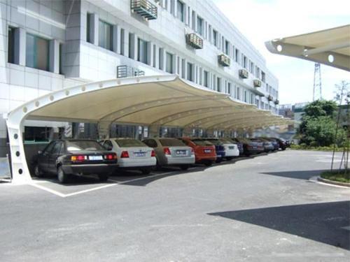 临沧膜结构停车棚