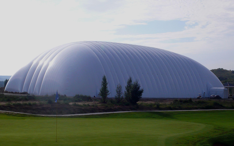 信阳/商丘充气膜结构建筑的特点以及特性