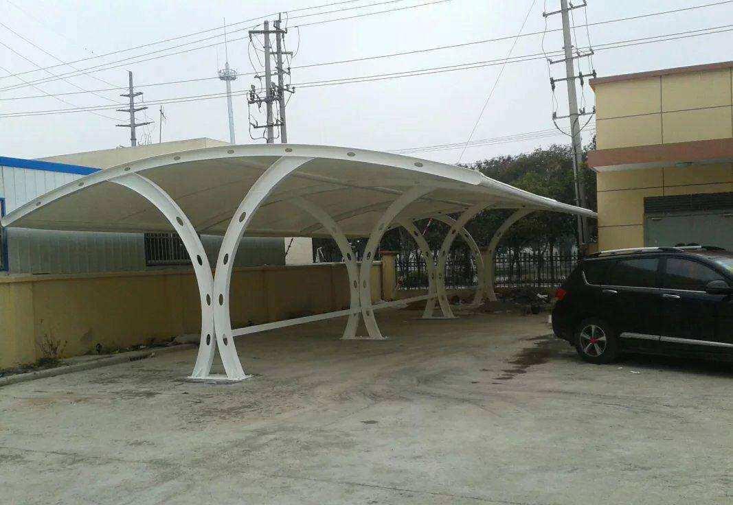 丽水膜结构停车棚