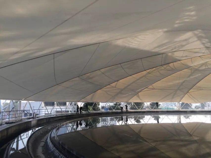 汉西污水处理厂