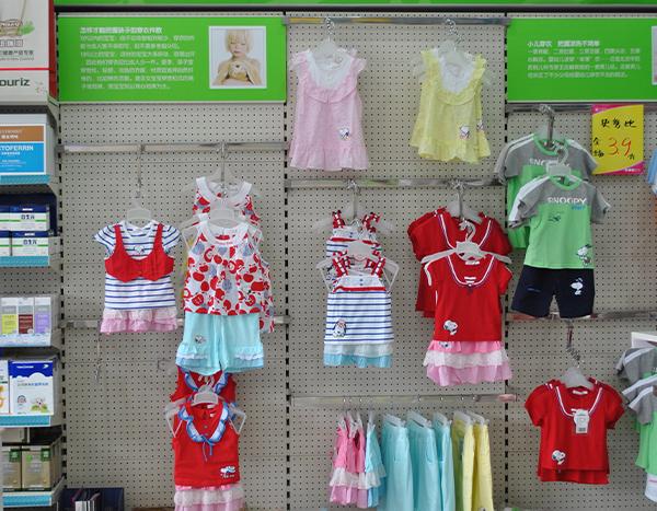 福州母婴用品货架