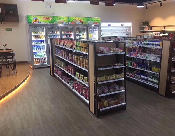 7-11注重选品卫生细节更完善!!!福州便利店货架帮你解析