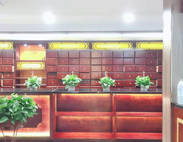 福州实木中药柜
