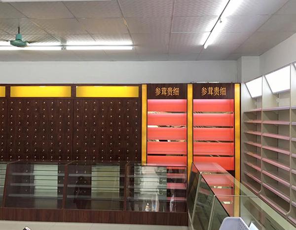 福州药店货架柜