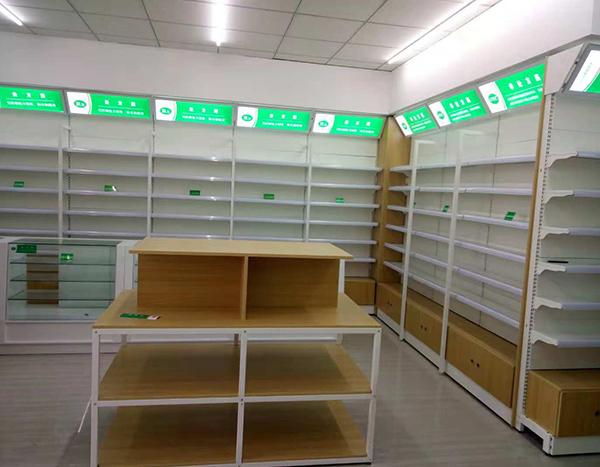 福州中岛展示柜