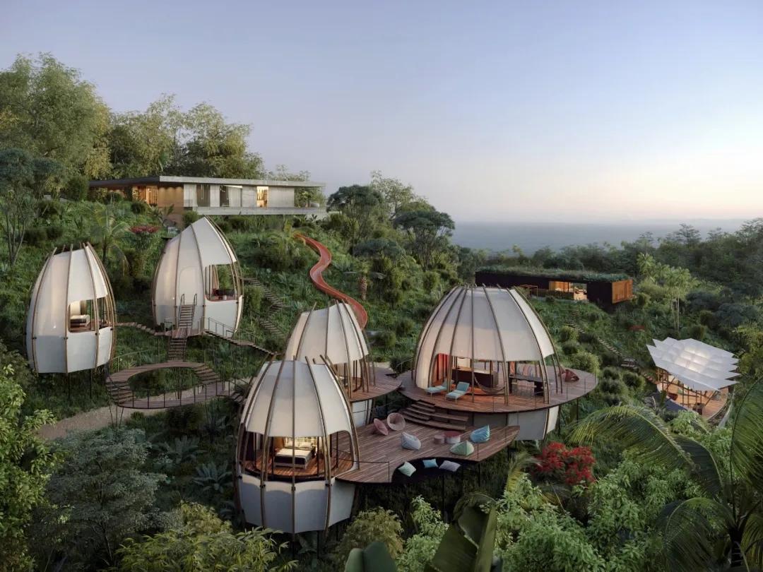 哥斯达黎加超越想象的度假天堂
