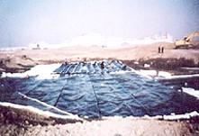 土工膜在高尔夫球场施工中的应用