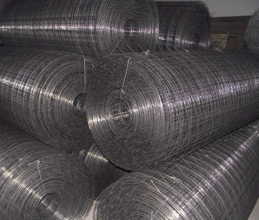 钢丝土工格栅