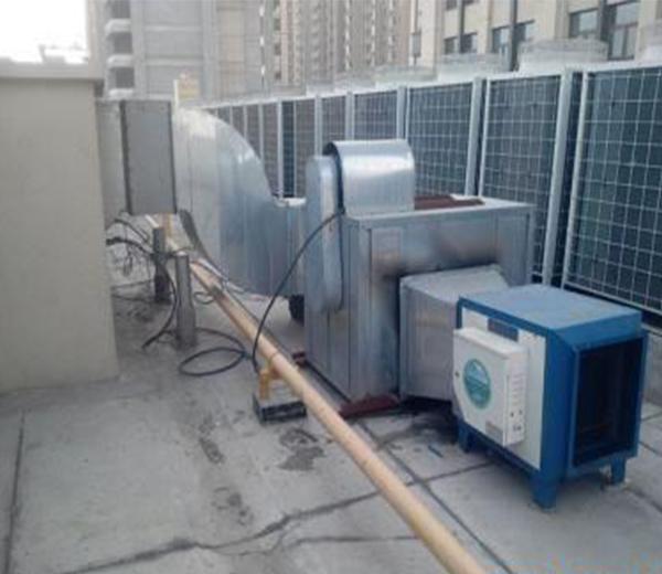 排烟系统设备
