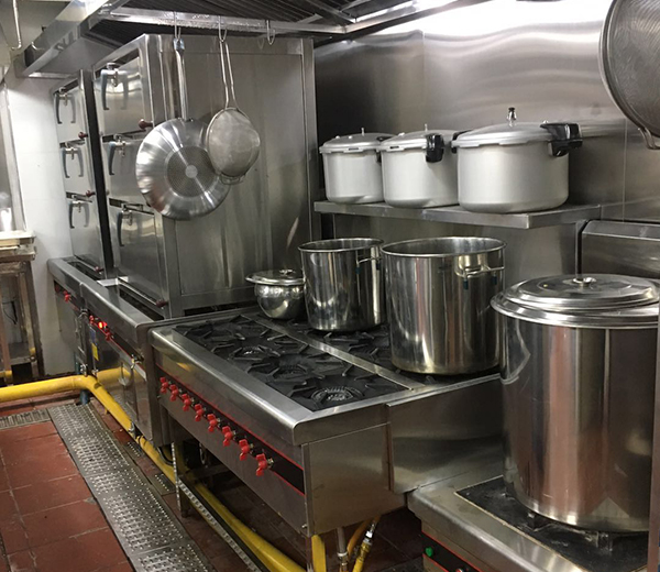 學校食堂廚具