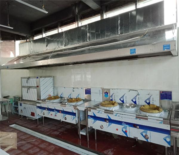 厨房设备排烟系统
