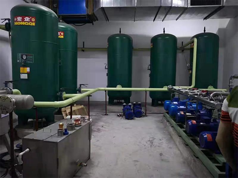 工业气体站房