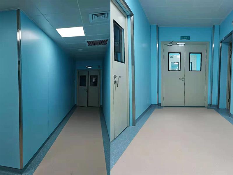 传染病负压隔离病房