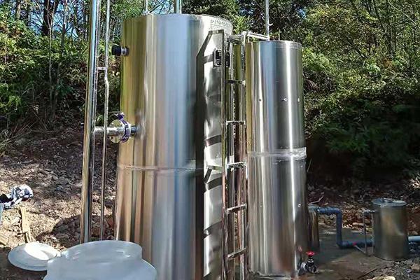 江西农村一体化高效净水器