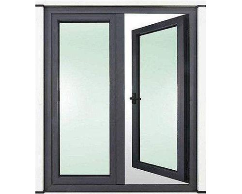 铝合金非隔热防火窗