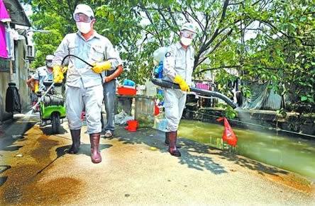 咸阳天下现金开户环保公司谈有害生物消杀工作的必要性!