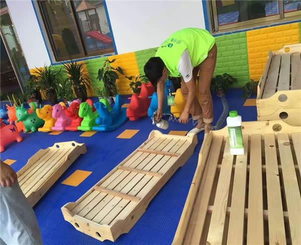 幼儿园空气治理