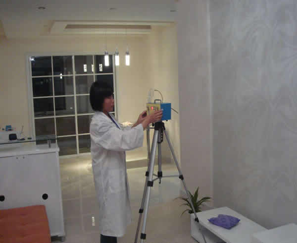 室内甲醛检测