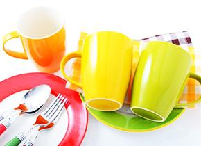 餐具塑料模具