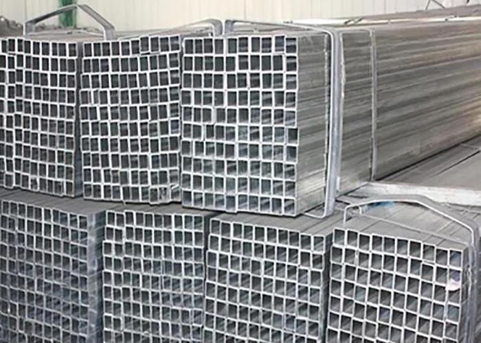 热镀锌板管